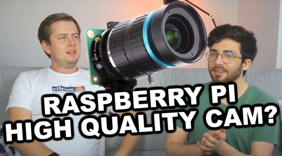 DIGITLZ Talk – Raspberry Pi as a high quality camera?