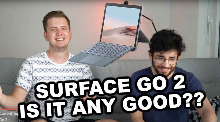 "DIGITLZ Talk - Is the Surface Go 2 any good? Also talking about AMD, MacBook 13"" and Magic Mirrors"