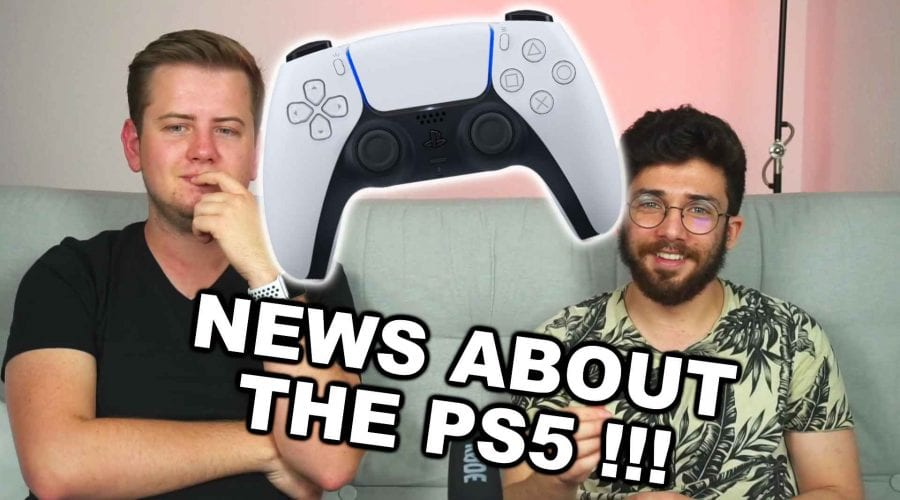 DIGITLZ Talk - News about PS5, Raspberry Pi 4 with 8GB RAM, Android Studio 4 and our streaming setup
